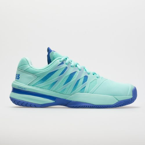 K-Swiss Ultrashot: K-Swiss Women's Tennis Shoes Aruba Blue/Dazzling Blue