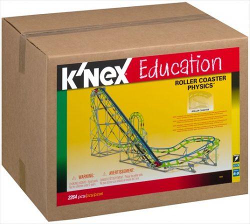 KNEX 78880 Education Roller Coaster Physics