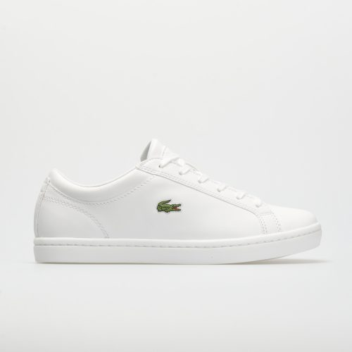 Lacoste StraightSet BL: LACOSTE Women's Tennis Shoes White