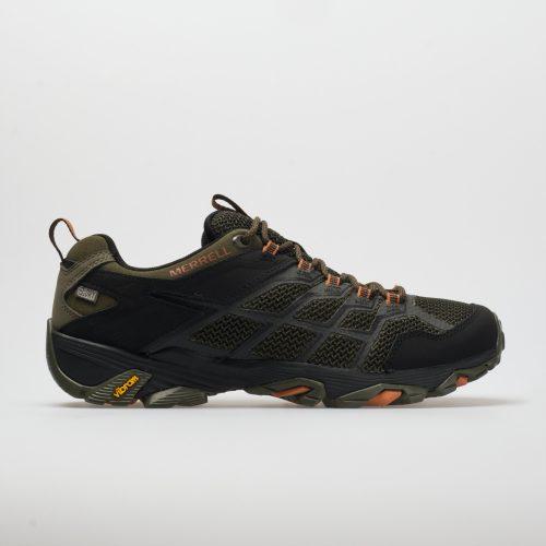 Merrell Moab FST 2 Waterproof: Merrell Men's Hiking Shoes Olive/Adobe