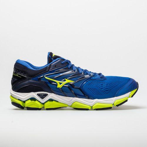 Mizuno Wave Horizon 2: Mizuno Men's Running Shoes Surf The Web/Lime Punch