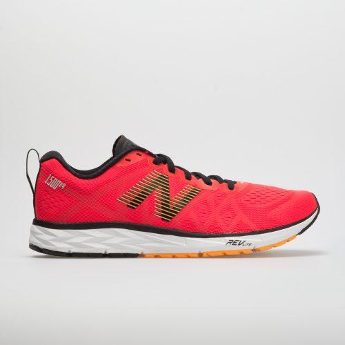 New Balance 1500v4: New Balance Men's Running Shoes Bright Cherry/Black