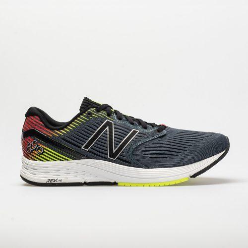 New Balance 890v6: New Balance Men's Running Shoes Thunder/Hi-Lite/Black