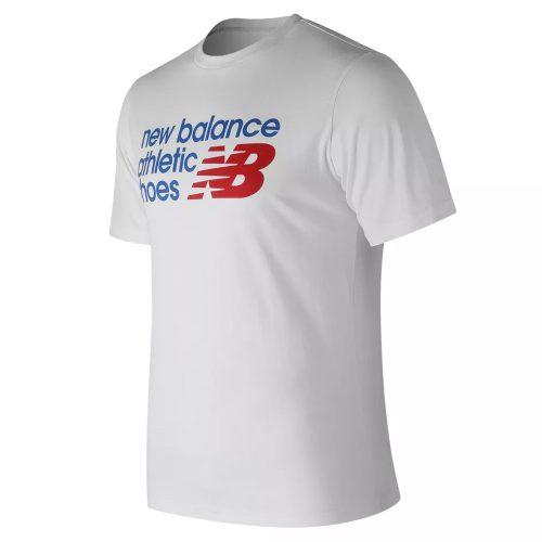 New Balance Athletics Shoe Box Tee: New Balance Men's Running Apparel