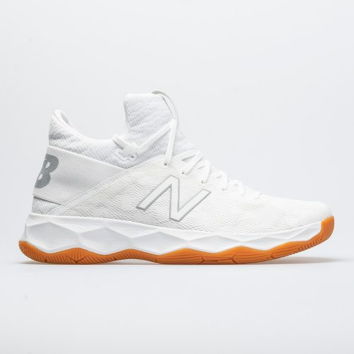 New Balance FreezeLX 2.0: New Balance Men's Indoor, Squash, Racquetball Shoes White/Gray