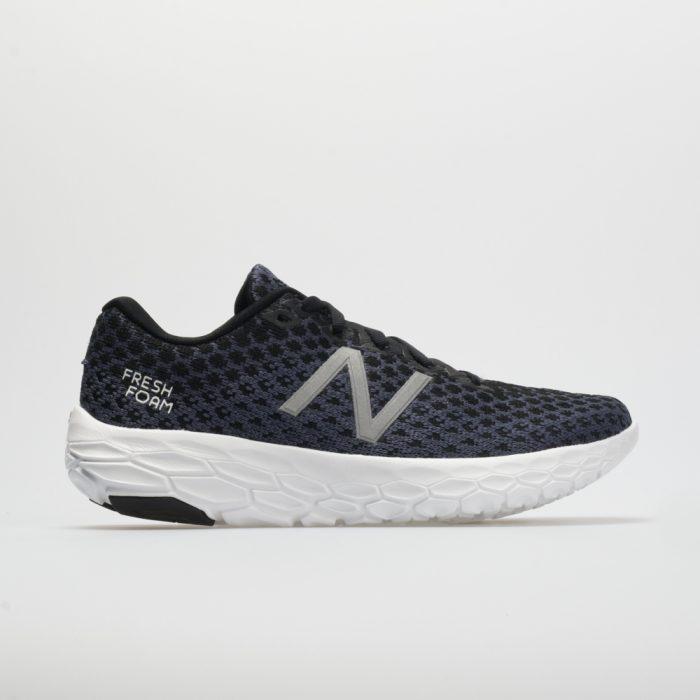 New Balance Fresh Foam Beacon: New Balance Men's Running Shoes Black/Magnet/White