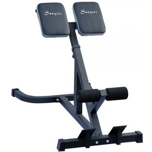Online Gym Shop CB15911 45 deg Hyperextension Roman Chair