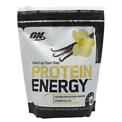 Optimum Nutrition 2730508 Protein Energy Supplement Vanilla Latte 52 Serving