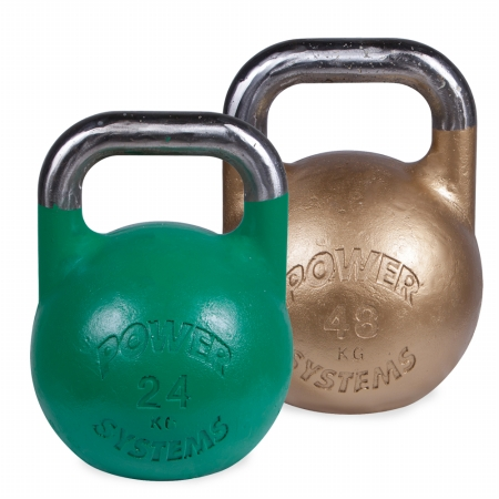 Power Systems 50489 Competition Kettlebell - Green