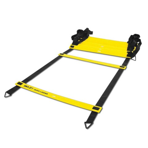 Pro Performance Sports SKZSAQSL0102 Quick Ladder Yellow & Black