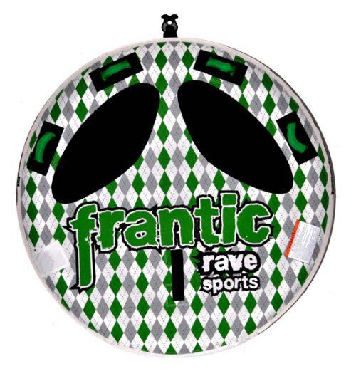 Rave Sport 02406 2012 Model Frantic Rider Towable