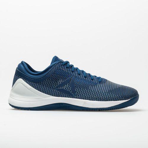 Reebok CrossFit Nano 8 Flexweave: Reebok Men's Training Shoes Bunker Blue/White