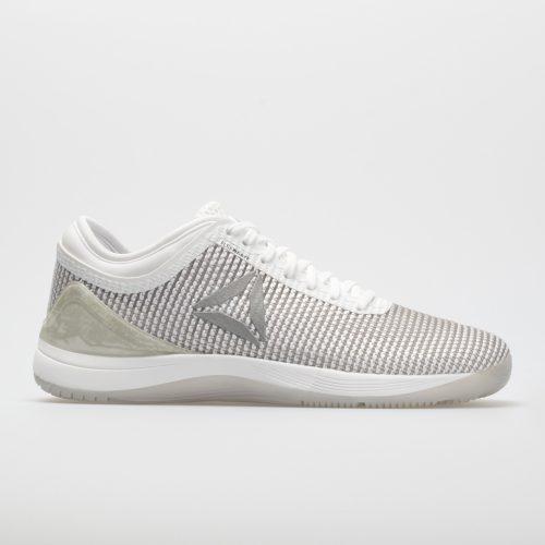 Reebok CrossFit Nano 8 Flexweave: Reebok Women's Training Shoes White/Skull Grey/Pure Silver