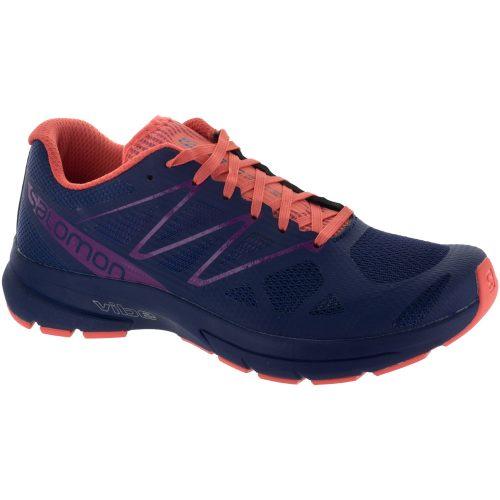 Salomon Sonic Pro 2: Salomon Women's Running Shoes Astral Aura/Living Coral