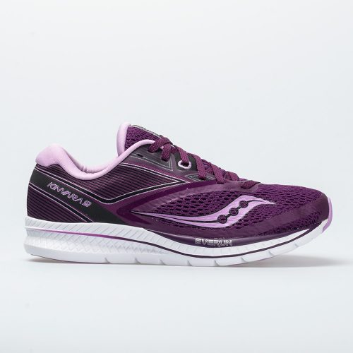 Saucony Kinvara 9: Saucony Women's Running Shoes Purple/Pink