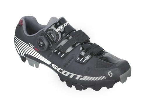 Scott MTB RC Lady Shoes - Women's - black/white gloss, eu 38