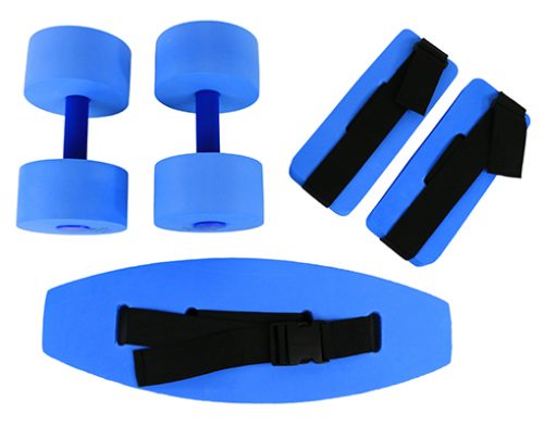 Small Deluxe Exercise Kit Blue