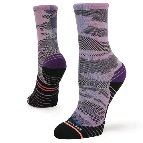 Stance Compass Run Crew Socks: Stance Women's Socks