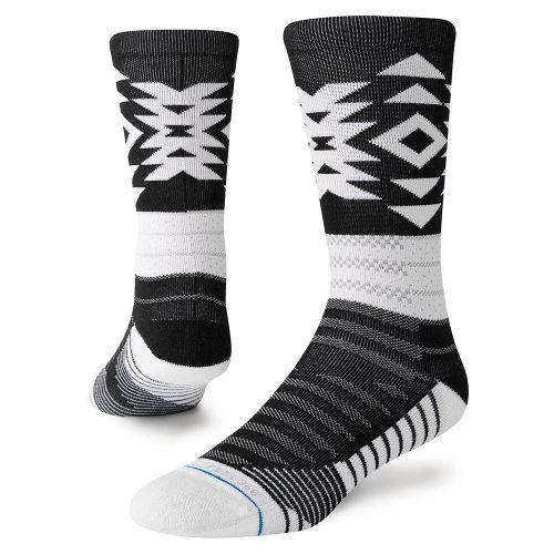 Stance Distances Training Crew Socks: Stance Men's Socks
