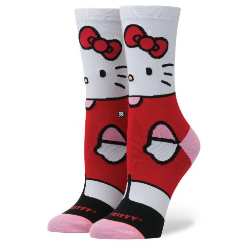 Stance Hello Kitty Crew Socks: Stance Women's Socks