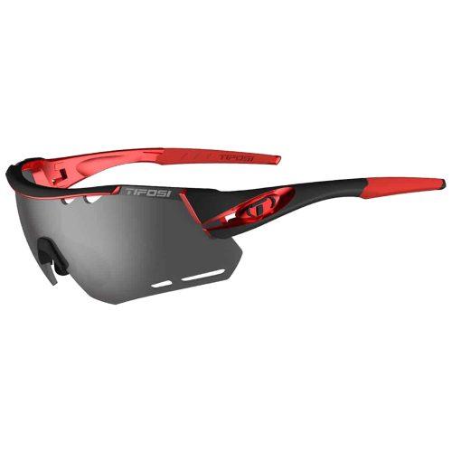 Tifosi Alliant Sunglasses Black/Red: Tifosi Sunglasses