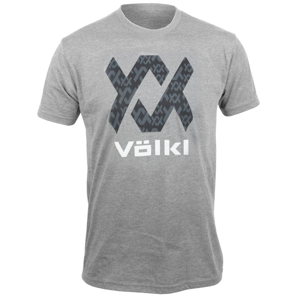 Volkl Stack T-Shirt: Volkl Men's Tennis Apparel