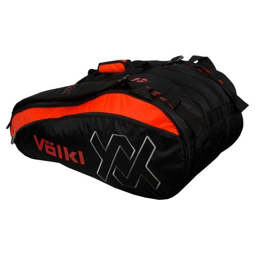 Volkl Team Mega Bag Black/Lava: Volkl Tennis Bags