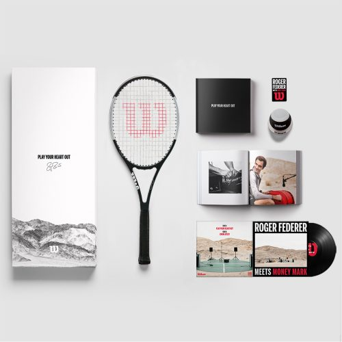 Wilson Special Edition Premium Boxed Kit: Wilson Tennis Racquets