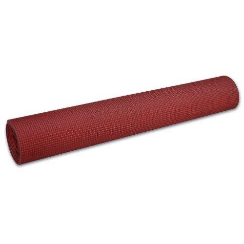Yoga Mat 5 mm. Red
