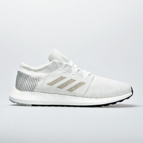 adidas Pureboost GO: adidas Men's Running Shoes White/Grey