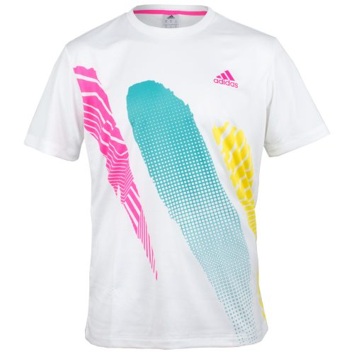 adidas Rule 9 Season Tee: adidas Men's Tennis Apparel