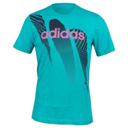 adidas Rule 9 Seasonal T-Shirt: adidas Men's Tennis Apparel