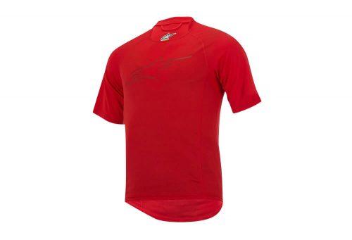 alpinestars Krypton S/S Jersey - Men's - chili/red, large