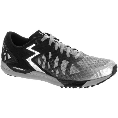 361 Chaser: 361 Men's Running Shoes Silver/Black