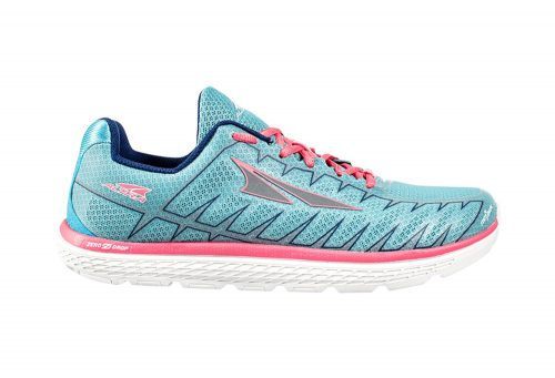 Altra One v3 Shoes - Women's - blue/pink, 7.5