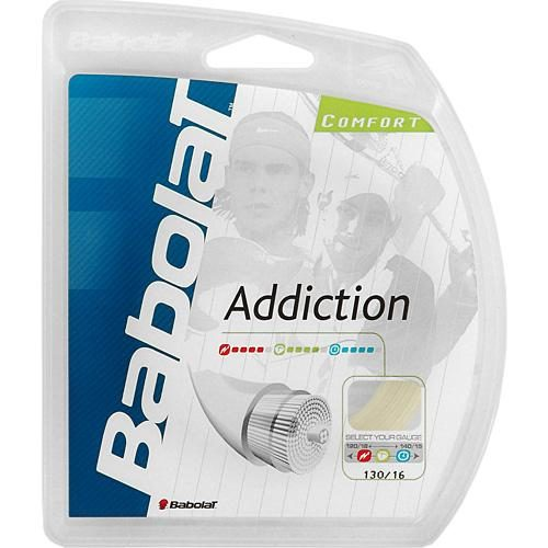 Babolat Addiction 16: Babolat Tennis String Packages