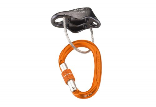 CAMP USA Cassin Piu 2.0 Belay Kit - gunmetal, one size