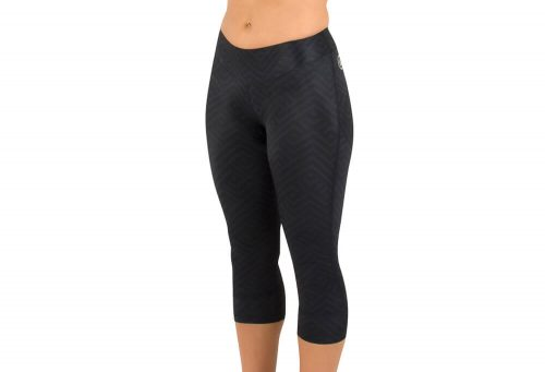 Canari Jasmine Gel Capri - Women's - labyrinth/black, medium