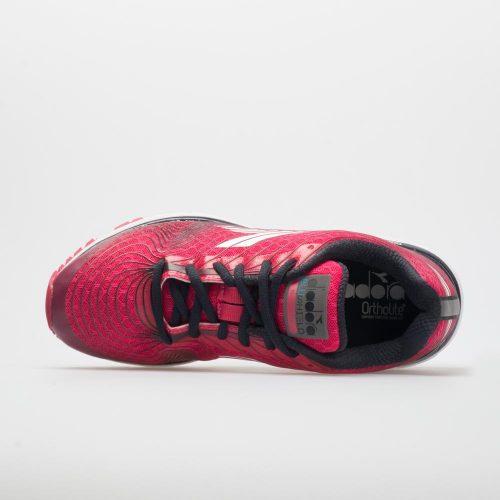 Diadora Mythos Blushield Fly: Diadora Women's Running Shoes Teaberry/White