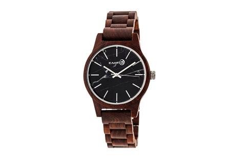 Earth Wood Tuckahoe Watch