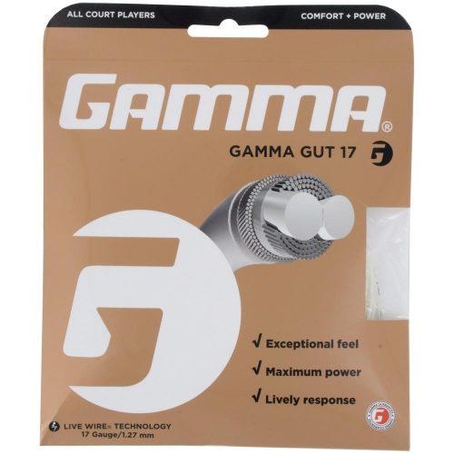 Gamma Gut 17: Gamma Tennis String Packages