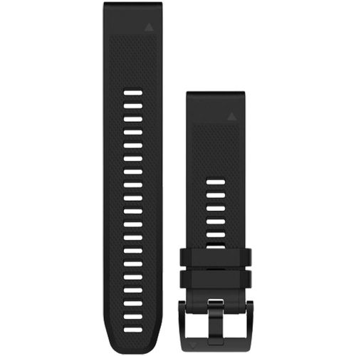 Garmin fenix 5 22mm QuickFit Silicone Band: Garmin HRM, GPS, Sport Watch Accessories