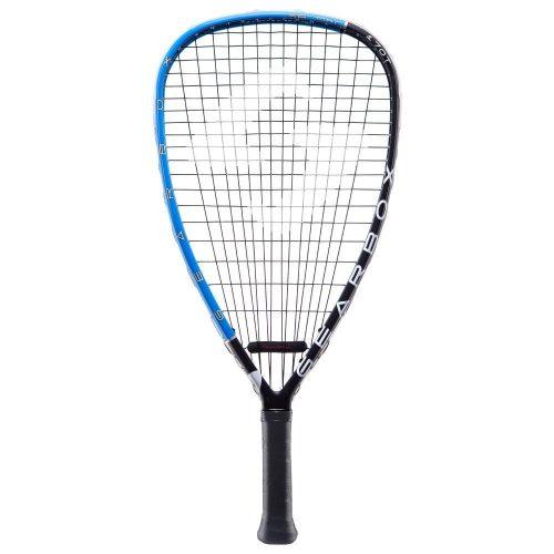 Gearbox M40 170 Teardrop Blue: Gearbox Racquetball Racquets