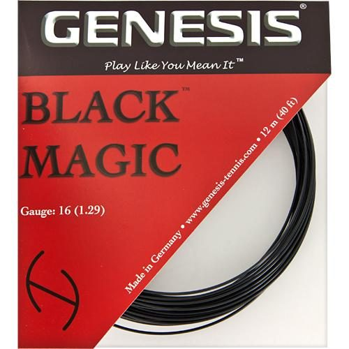 Genesis Black Magic 16: Genesis Tennis String Packages