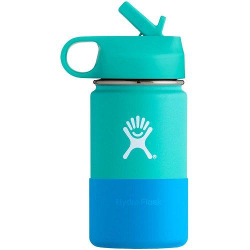 Hydro Flask 12oz Kids Wide Mouth Bottle: Hydro Flask Hydration Belts & Water Bottles