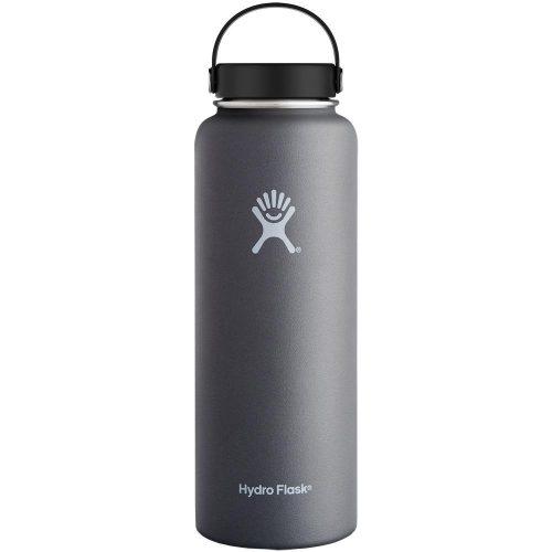 Hydro Flask 40oz Wide Mouth Bottle: Hydro Flask Hydration Belts & Water Bottles