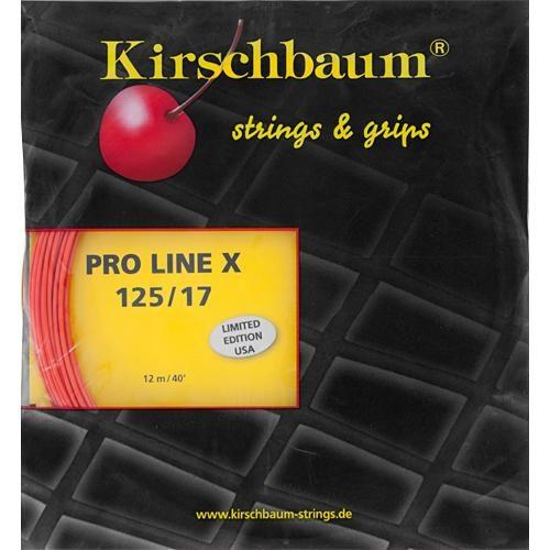 Kirschbaum Pro Line X 1.25: Kirschbaum Tennis String Packages
