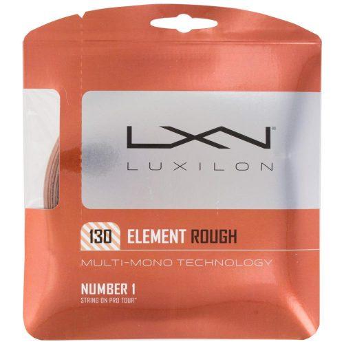 Luxilon Element Rough 16 (1.30): Luxilon Tennis String Packages