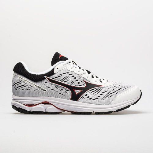 Mizuno Wave Rider 22: Mizuno Men's Running Shoes White/Red