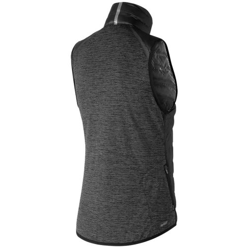 New Balance Radiant Heat Bonded Vest: New Balance Women's Running Apparel